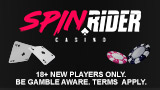 spin rider casino logo