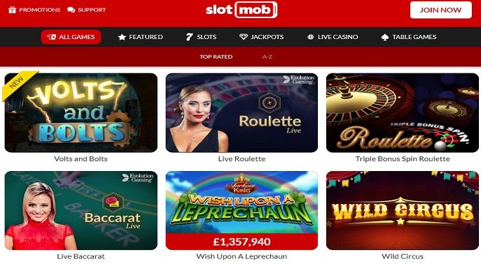 Slot Mob