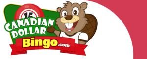 canadian dollar bingo logo