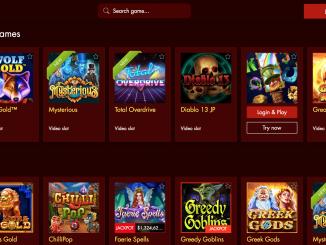 box24 casino screenshot